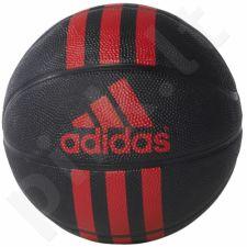 Krepšinio kamuolys Adidas 3-Stripes Mini X53046