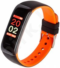 Smartband, Išmanusis laikrodis Garett Fit 11 Orange