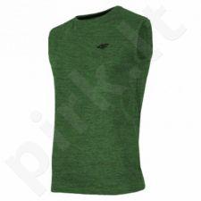 Marškinėliai 4F M H4L19-TSM001 41M zieleń