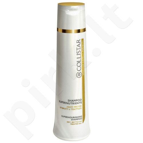 Collistar Supernourishing šampūnas, 250ml, kosmetika moterims