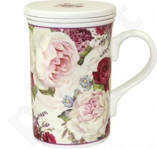 Puodelis su arbatos sieteliu 102375