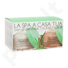 Collistar Jūsų SPA namuose rinkinys moterims, (kūno pilingas Talasso-Scrub 150 g + druskos pilingas Anti-Water Talasso-Scrub 150 g)