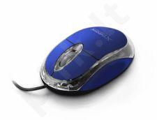 EXTREME XM102B Optinė pelė USB CAMILLE 3D| 1000 DPI