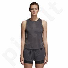Marškinėliai treniruotėms adidas Chill Tank W CF3798