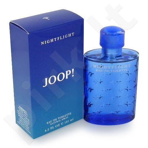 Joop Nightflight, tualetinis vanduo (EDT) vyrams, 125 ml