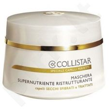 Collistar Supernourishing kaukė, 200ml, kosmetika moterims