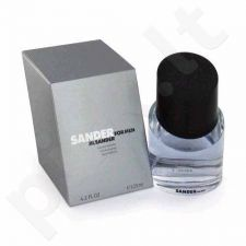 Jil Sander For Men, tualetinis vanduo (EDT) vyrams, 125 ml