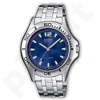 Vyriškas laikrodis Casio MTP-1258D-2AEF