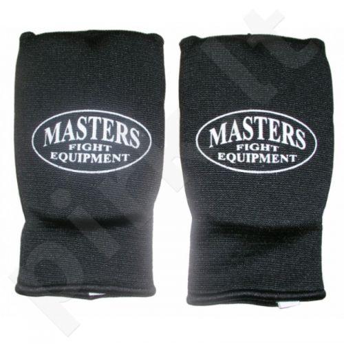 Apsauga ant rankų MASTERS OD juodas