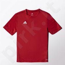 Marškinėliai futbolui Adidas Core Training Jersey Jr M35333