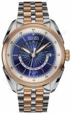 Laikrodis BULOVA ACCU SWISS TELLARO  65B163