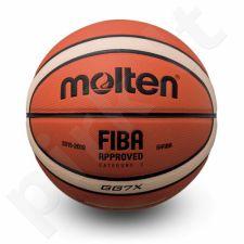 Krepšinio kamuolys Molten B7GGX