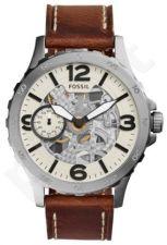 Laikrodis FOSSIL  NATE SKELETON ME3128