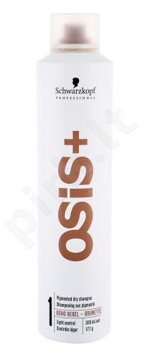Schwarzkopf Osis+, Boho Rebel, sausas šampūnas moterims, 300ml, (Brunette)