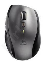 Bevielė pelė Logitech M705 Sidabrinė