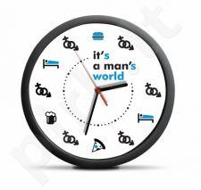 Vyro biologinis laikrodis