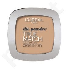 L´Oreal Paris True Match Super Blendable kompaktinė veido pudra, kosmetika moterims, 9g, (D5-W5 Golden Sand)