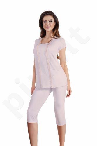 Babella pižama HAVANA (pudros spalvos)