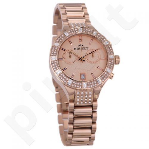 Moteriškas laikrodis BISSET Angel BSBE18RIRX05AX