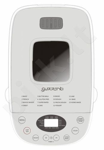 Duonkepė Guzzanti GZ-635