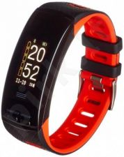 Smartband, Išmanusis laikrodis Garett Fit 23 GPS Black-Red