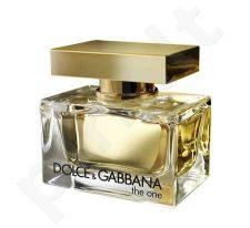 Dolce & Gabbana The One, kvapusis vanduo (EDP) moterims, 50 ml