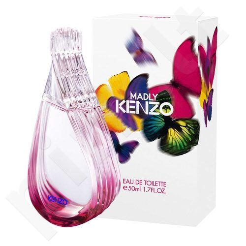 Kenzo Madly Kenzo, tualetinis vanduo (EDT) moterims, 80 ml (Testeris)