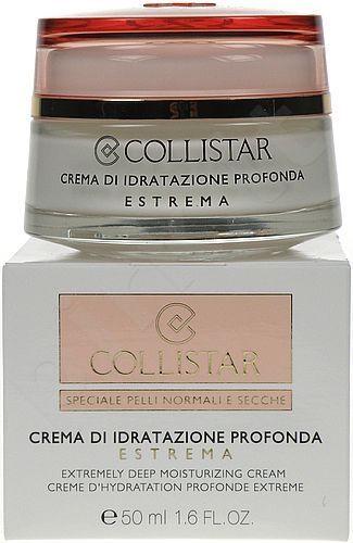 Collistar Extremely Deep drėkinamasis kremas, 50ml, kosmetika moterims