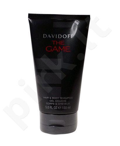 Davidoff The Game, dušo želė vyrams, 150ml
