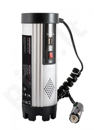 POWER INVERTER MC R015 AC/DC 24V-230V 150W USB SILVER