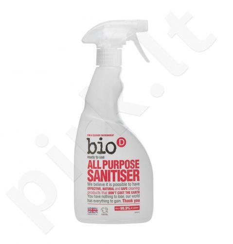 Purškiama dezinfekavimo priemonė BIO-D, 500 ml
