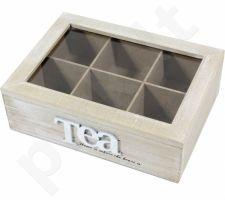 Dėžutė arbatai 90043