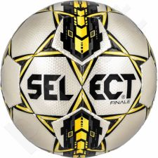 Futbolo kamuolys SELECT Finale B/A balta-geltona