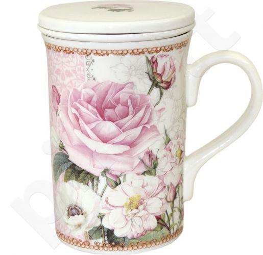 Puodelis su arbatos sieteliu 102377