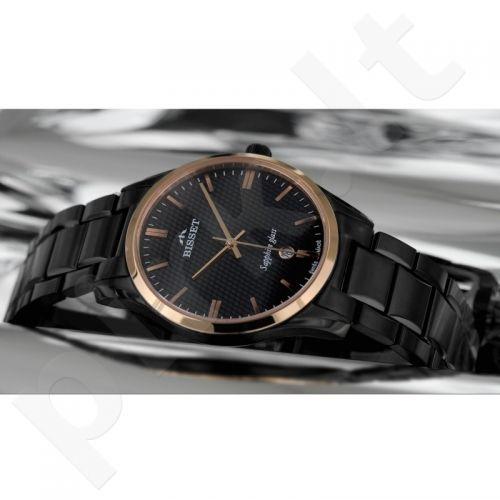 Vyriškas laikrodis BISSET Crystal II BSDX17BIBZ05BX