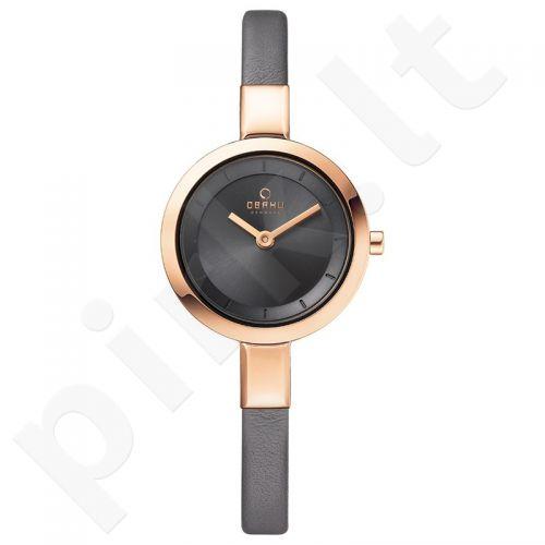 Moteriškas laikrodis Obaku V129LXVJRJ