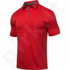 Marškinėliai treniruotėms Under Armour Tech Polo M 1290140-600