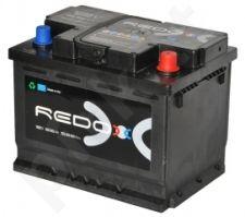 Akumuliatorius REDOX 55Ah