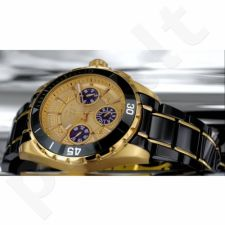 Vyriškas laikrodis BISSET Solaris BSFD97GIGB10BX