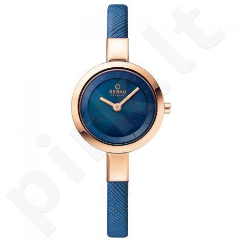Moteriškas laikrodis Obaku V129LXVLRA