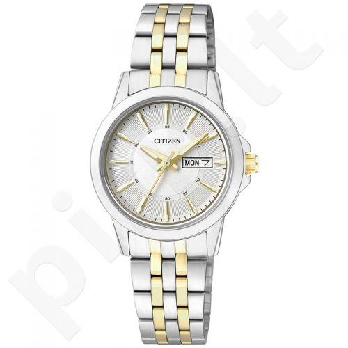 Moteriškas laikrodis Citizen EQ0608-55AE