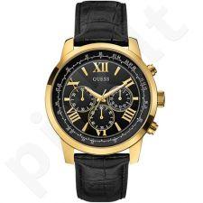 Guess Horizon W0380G7 vyriškas laikrodis-chronometras