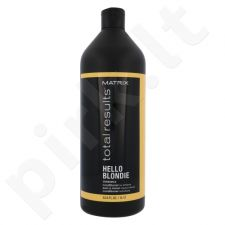 Matrix Total Results Hello Blondie, Chamomile, kondicionierius moterims, 1000ml