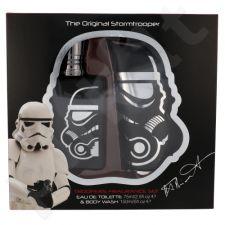 Star Wars Stormtrooper rinkinys moterims, (EDT 75 ml + dušo želė 150 ml)