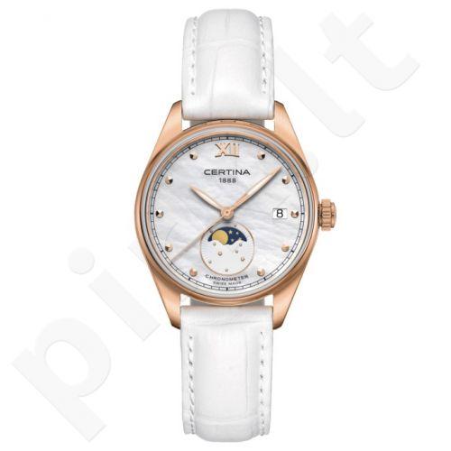 Moteriškas laikrodis Certina C033.257.36.118.00