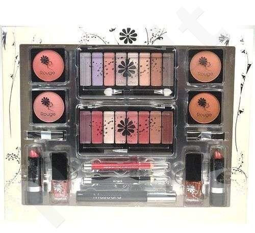Pilnas dekoratyvinės kosmetikos rinkinys Makeup Trading (Comlet Makeup set) Shadow Set Sand, 64g