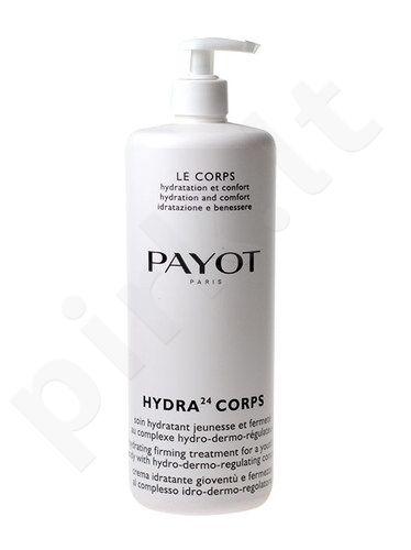 Payot Hydra 24 Corps Hydrating Firming Treatment Body, kosmetika moterims, 1000ml