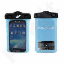 Neperšlampantis krepšys telefonui Rucanor Waterproof Phone Case mėlyna