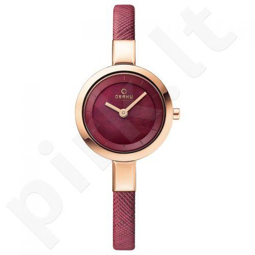 Moteriškas laikrodis Obaku V129LXVQRD