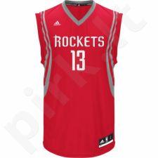 Marškinėliai krepšiniui Adidas Replica Houston Rockets James Harden M C53049
